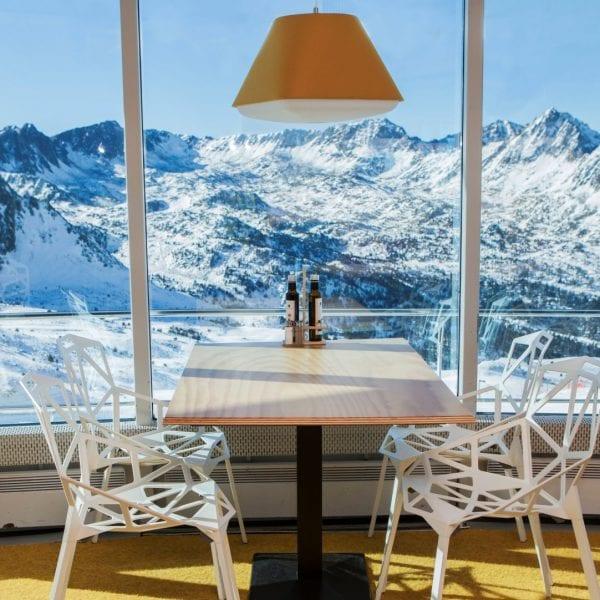 Restaurants on Grandvalira