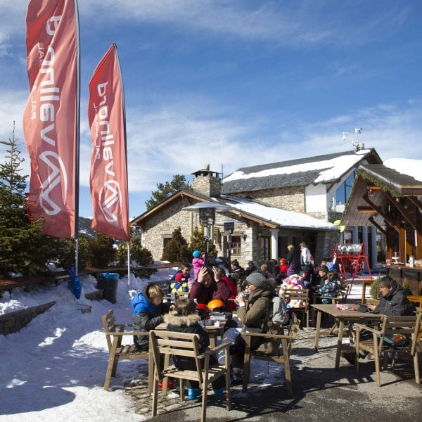 restaurants on Vallnord