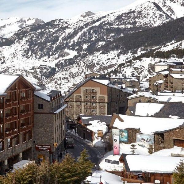 Soldeu Village