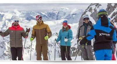 Grandvalira Ski Instructor, Andorra