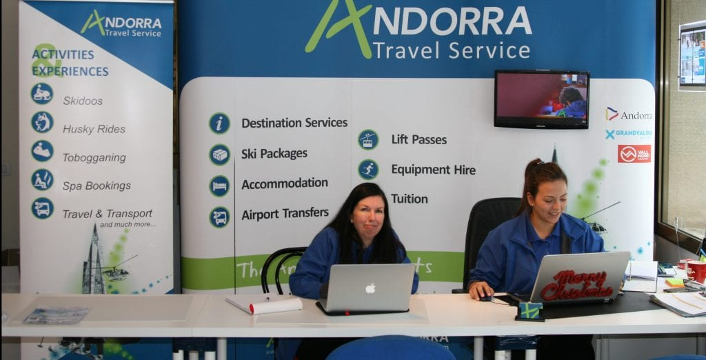 Andorra Travel Service Office Team