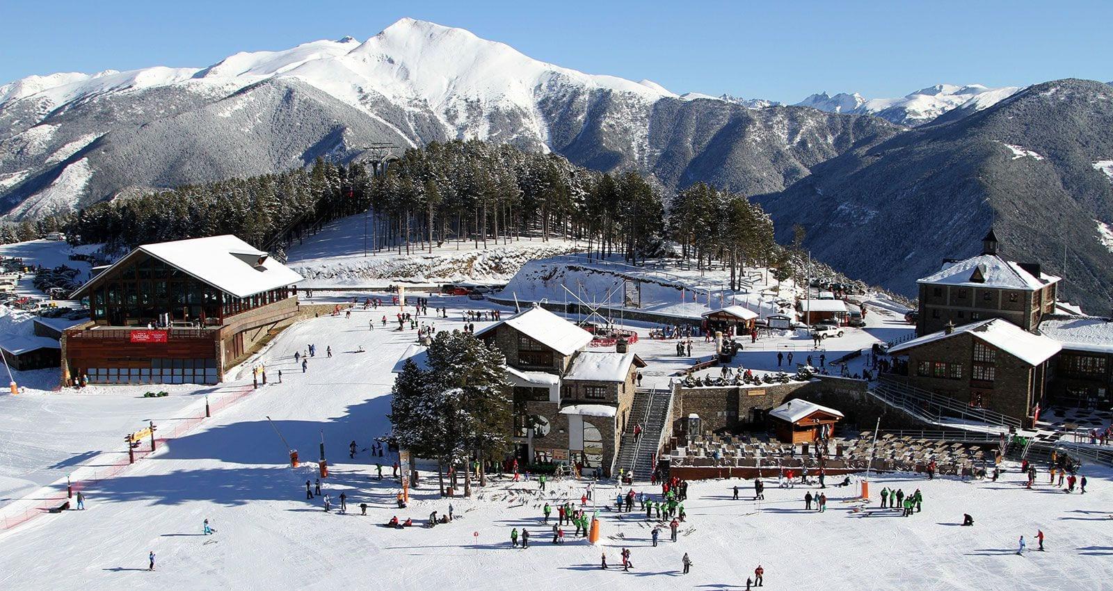 Pal | Vallnord | Andorra