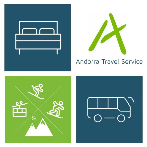 Winter Ski - Andorra Logo